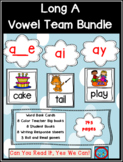 Long A Vowel Team Bundle