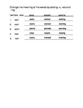 Long A Vowel Teams