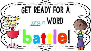 Long A Word Battle