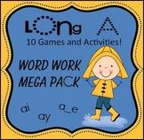 Long A- Word Work Mega Pack!