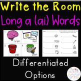 Vowel Team (ai) Write the Room