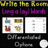 Vowel Team (ay) Write the Room