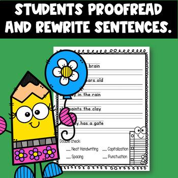 Long A (ai, eigh, ay) Worksheets