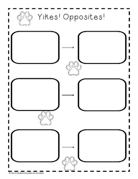 Long A and Short A Center Activity