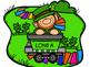 Long A and Short A Leprechaun Train Word Sort FREEBIE!