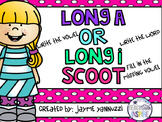 Long A or Long I Scoot Games