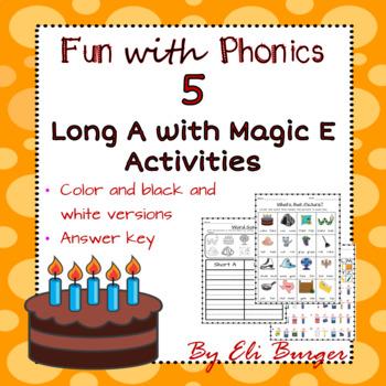 """Long A with Magic """"E"""""""
