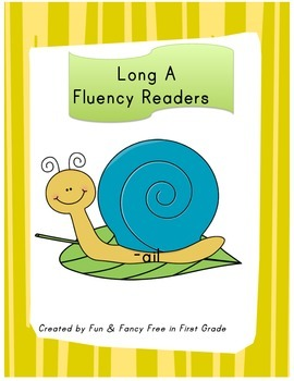 Long A word readers
