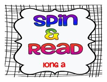 Long A_E Spin & Read