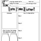 Long Ago Experiment: Let's Make Butter!