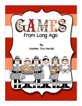Long Ago: Games