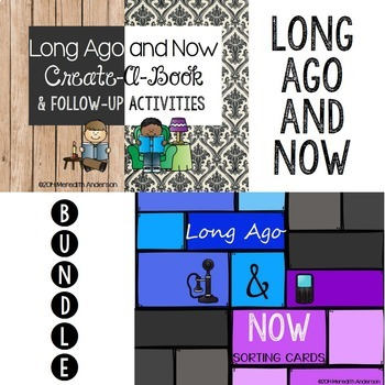 Long Ago and Now BUNDLE