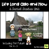 Long Ago and Now History for Primary Grades