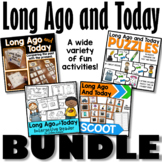 Long Ago and Today / Past and Present Bundle
