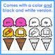 Long and Short I Ice Cream Cone Sort