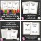 Long Division,2 Digit Multiplication, Mixed Numbers - Scavenger Hunt BUNDLE