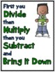 Long Division Poster