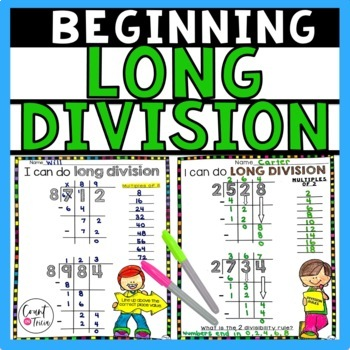 Long Division for Beginners