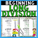 Long Division Worksheets for Beginners