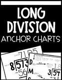 Long Division Anchor Charts