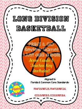 Long Division Basketball