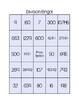 Long Division Bingo & Division Patterns Bingo!