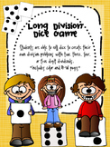 Long Division Dice Game