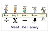 "Long Division ""Family Style"""