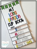 Long Division Flip Book {a step-by-step guide}
