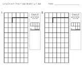 Long Division Grids 4 Digit Divided by 2 Digit