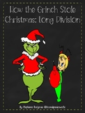 Long Division-Grinch Theme