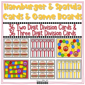 Division Mnemonic Device Printables