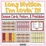 Long Division Mnemonic Device Printables