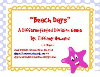 Long Division Made Easier - Alternatives to DMSBR!