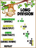 Long Division Monkey