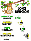 Long Division Monkey