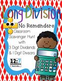 Long Division - No Remainders