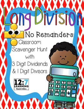 Long Division - No Remainders