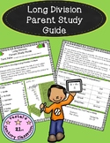 Long Division Parent Study Guide