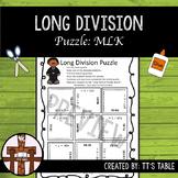 Long Division Puzzle:  MLK