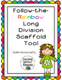 Long Division Scaffold Tool