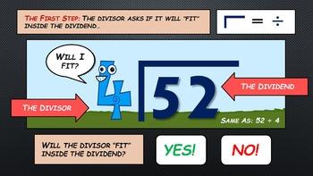 Long Division (Set 1)