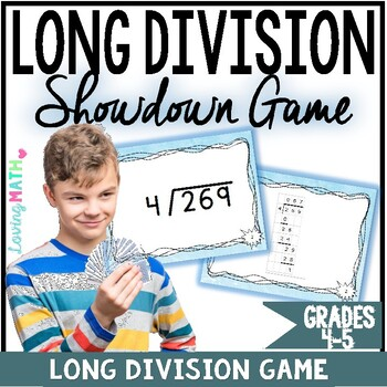 Long Division Showdown Game