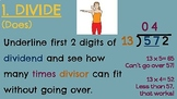Long Division Slides Presentation (TPR)
