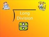 Long Division Smartboard Lesson