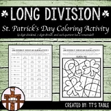 Long Division St. Patrick's Day Coloring Activity (4)