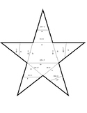 Long Division - Star Puzzle