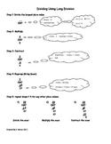 Long Division Study Sheet