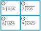 Long Division Task Cards *Free* 4.NBT.6