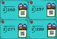 3 Digit Long Division Task Cards